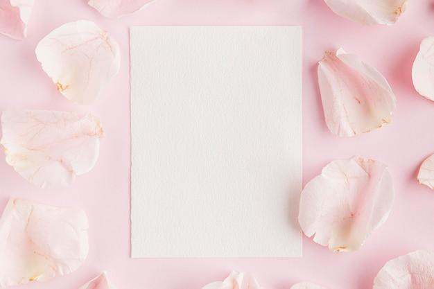 Valentijnsdag met kopie ruimte concept