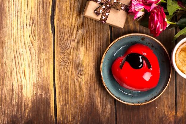 Valentijnsdag of verjaardagswenskaart
