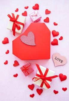 Valentijnsdag romantisch