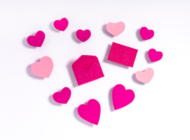 Valentijnsdag samenstelling.