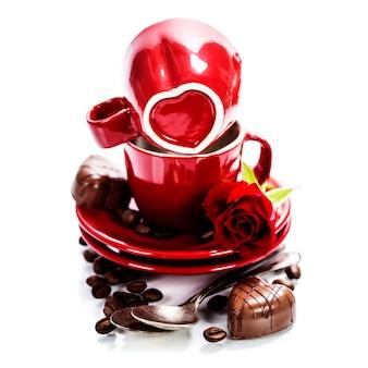 Valentijnsdag samenstelling