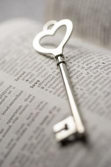 Valentine-dag, sleutelvergrendelingsliefde