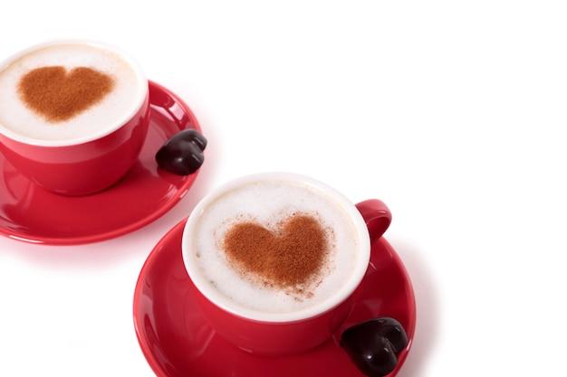 Valentine koffie
