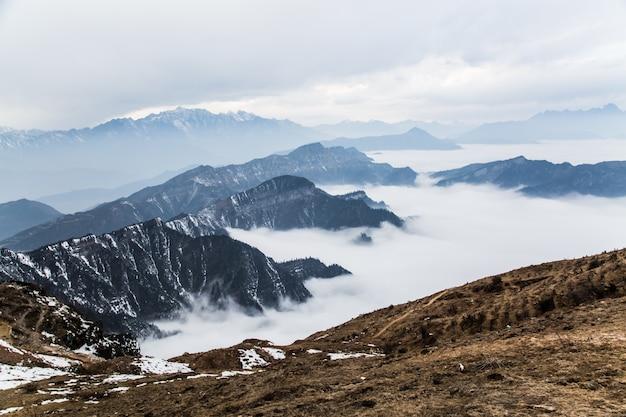 Vallei van de berg