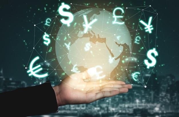 Valutawissel global foreign money finance.