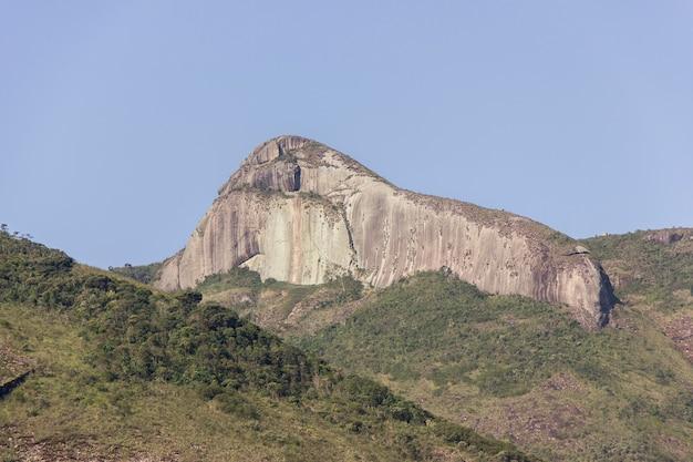 Van het cuca stenen pad in petrópolis