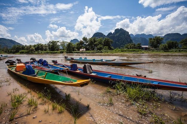 Vang vieng vientiane laos