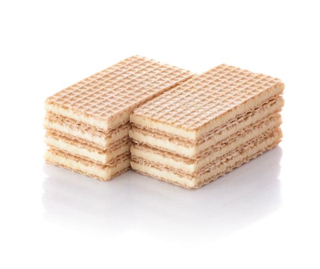Vanille wafer koekjes