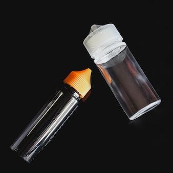 Vape vloeibare plastic flesverpakking