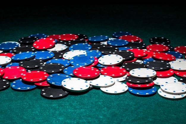 Variatie van een casinofout