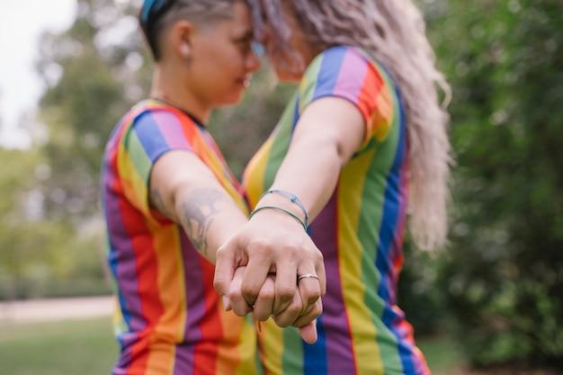 Vecht voor homoseksuele rechten. vrijheid om hetzelfde geslacht te kiezen.