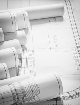 Veel bouwplannen