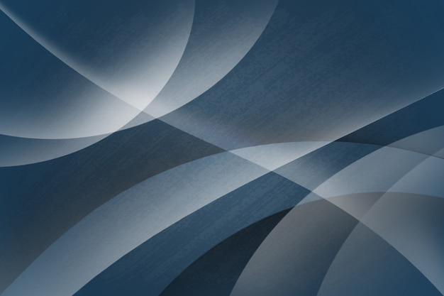 Veelhoekige blauwe lijnen textuur abstracte achtergrond met met copyspace