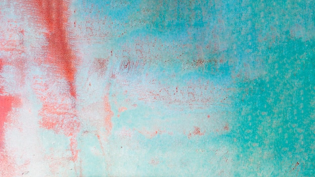 Veelkleurige shabby muur textuur