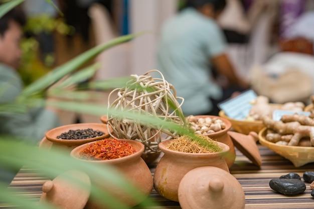 Vele kruiden thai op de lijst