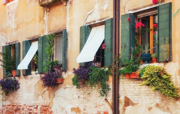 Venetië is een populaire toeristenbestemming van europa.