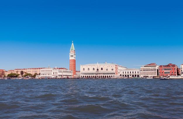 Venetië vanaf de zee