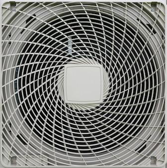 Ventilator airconditioning