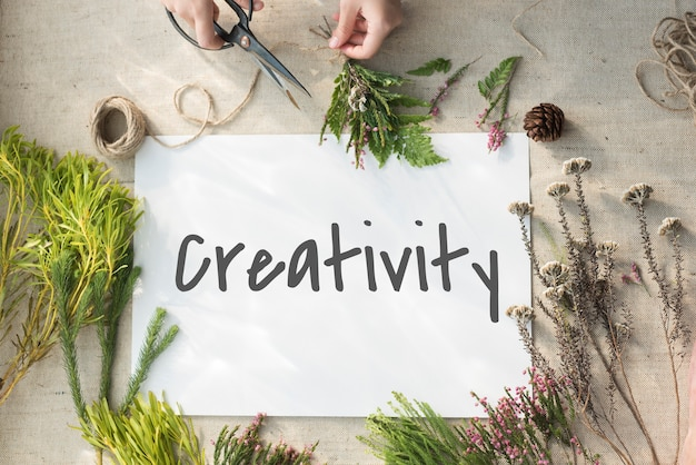 Verbeter ideeën inspiratie creatief concept