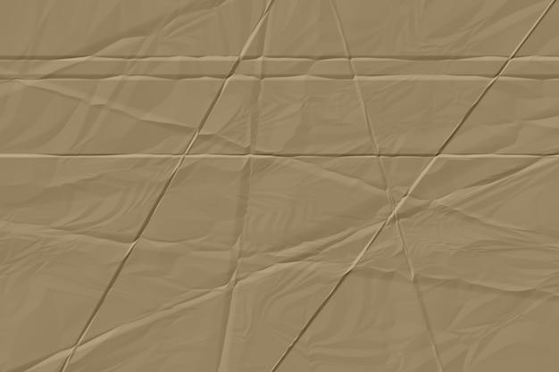Verfrommelde pakpapierachtergrond dicht omhoog