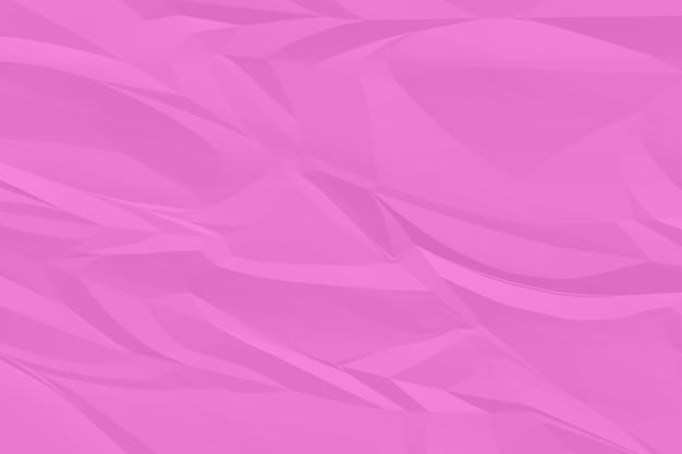 Verfrommelde roze document achtergrond dicht omhoog