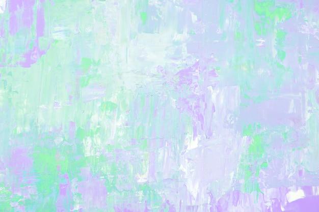 Verftextuur achtergrondbehang abstracte kunst in lichte kleur