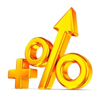 Verhoog het geïsoleerde percentage