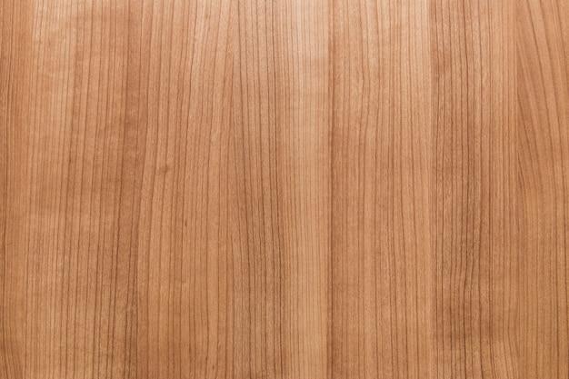 Verhoogde mening van een bruine hout houten vloer