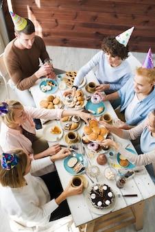 Verjaardag feest