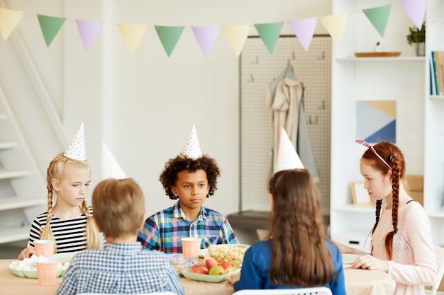 Verjaardagsfeestje voor kinderen