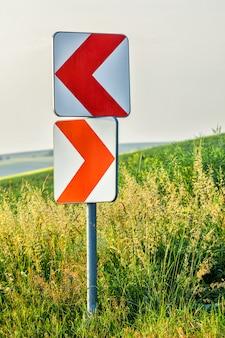 Verkeersbord tekenen