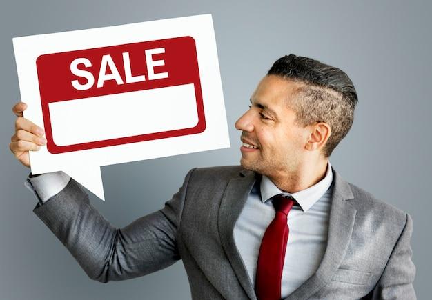 Verkoop speciale aanbieding kopen verkopen korting