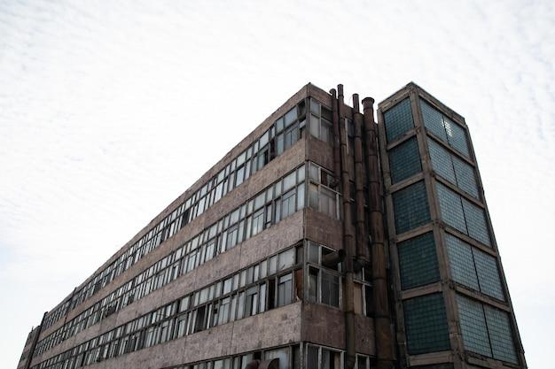 Verlaten gebouw