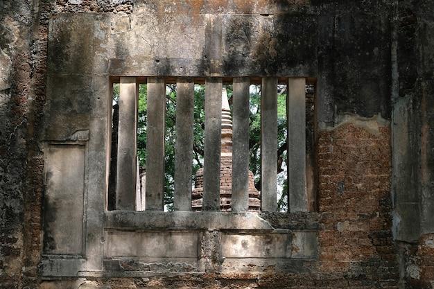 Verlaten oud gebouw