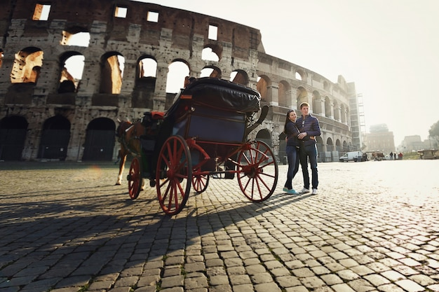Verloving zachte vervoer zon oud