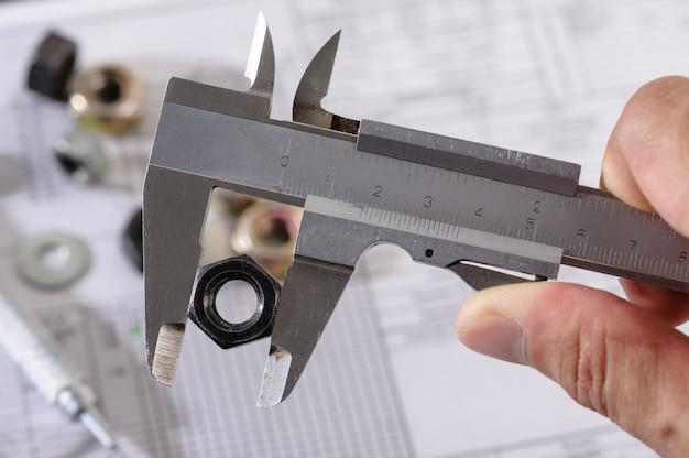 Vernier caliper, meetinstrument