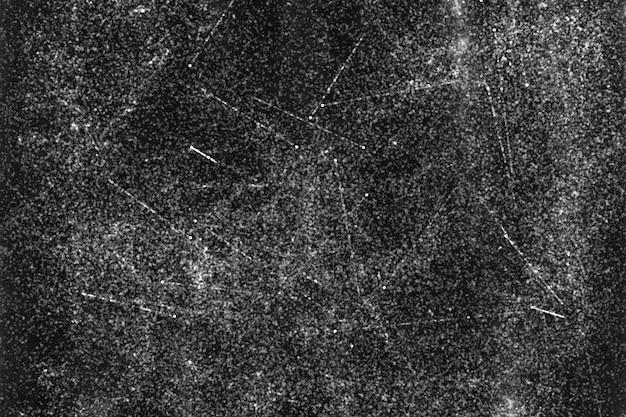 Verontruste overlay-textuur van verroest gepeld metaalgrunge zwart-wit stedelijke textuur donker rommelig