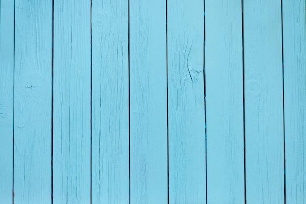 Verontruste vintage jongen blauwe grunge houtnerf textuur achtergrond blauw getextureerde houten muur hout