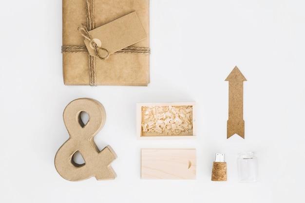Verpakking concept