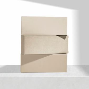 Verpakking van kraftpapier