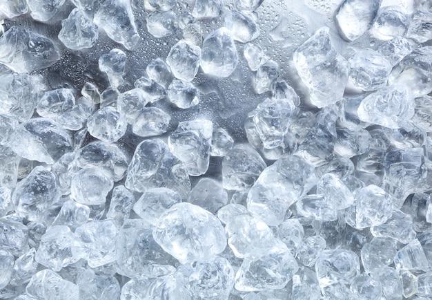 Verpletterd ijs