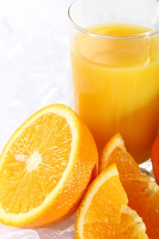 Vers appelsiensap