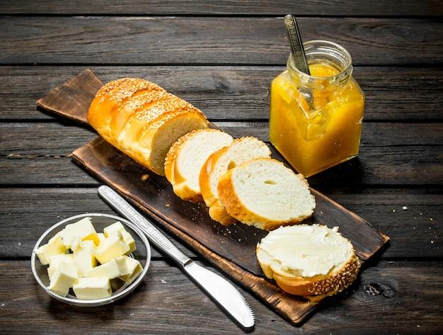 Vers brood en boter.