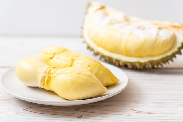 Vers durian-fruit