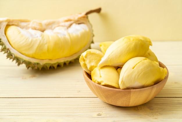 Vers durian-fruit