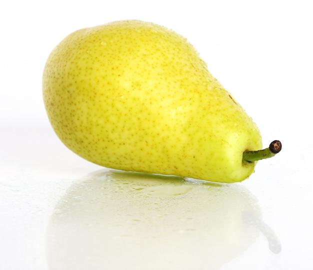 Vers en nat perenfruit