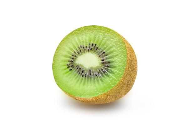 Vers en sappig geheel biologisch kiwifruit.
