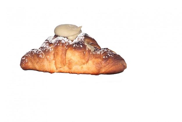 Vers en smakelijk croissant