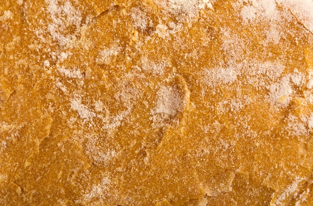 Vers gebakken brood textuur achtergrond