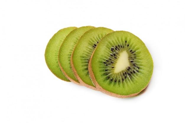 Vers geïsoleerd kiwifruit